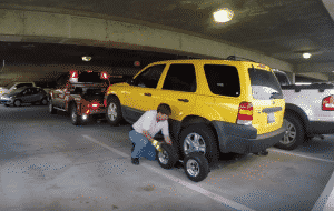 parking garage towing okc