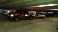 Parking Garage Towing