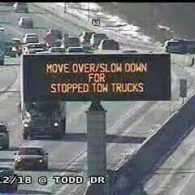 move over slow down
