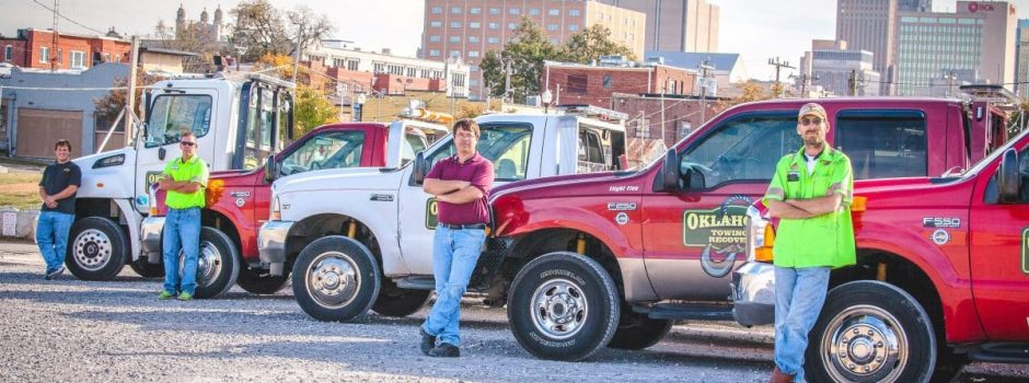 Best towing service OKC