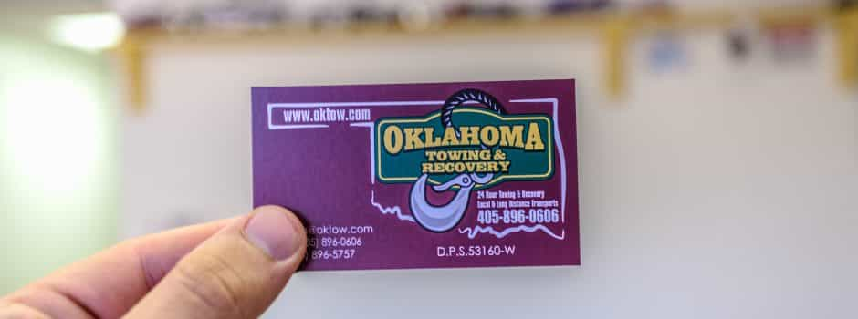 Towing OKC